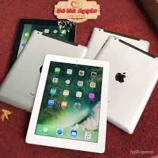 GuwQ Máy Tính Bảng iPad 4 - 16/ 32/ 64Gb (Wifi + 4G) (Likenew 99%) - Full  Phụ Kiện - BH 6 tháng