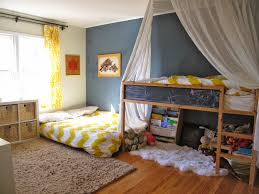Shared Boys Bedroom Two Bedrooms And A Baby Tts Montessori Room Shared Boy Room