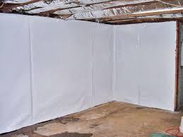 basement wall vapor barrier in east lyme