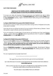 Employer Letter For Australian Visa Application