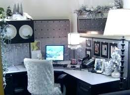ideas to decorate your office. Ideas To Decorate Cubicle Decor Decoration For Office Desk Decorating Your C