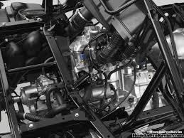 2018 honda utv. brilliant honda detailed 2018 honda pioneer 1000 engine pictures  photo gallery sxs  utv  side on honda utv s