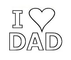 Small Picture I Love You Dad Coloring Pages in cards father s day hearts i