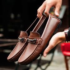 <b>Fashion</b> Italian <b>Style</b> Loafers <b>Men 2019 Mens Shoes</b> Casual ...