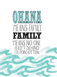 Ohana Means Family Quote Amazing Lilo And Stitch Ohana Means Family Quote Ohana Means Fa Tattoos