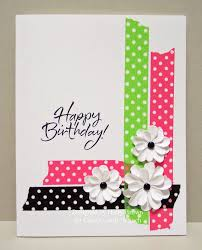 Homemade Greeting Card Design Pin By Molly Stroh On Paper Crafting Scrapbooking Paper
