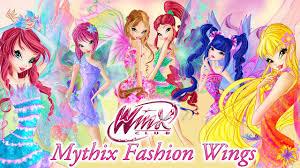 Ganhou junto com as winx após concluírem os testes e ativarem a fonte de sirenix (ep. Winx Club Mythix Fashion Wings Tabtale Youtube