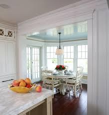 White Breakfast Nook Kitchen Room Corner Dining Nook Set Bench Breakfast Kitchen