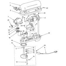 Kitchenaid 5 quart plus pro parts diagram kitchenaid 5 quart pro bowl lift mixer diagrams