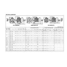 Motor Frame Size Chart Hindustan 2850 Rpm 2 Pole Brake Motor Hindustan Motors