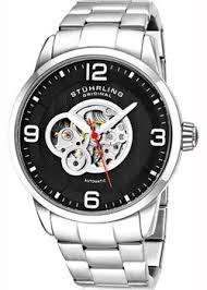 <b>Часы Stuhrling</b> Original <b>648B</b>.<b>02</b> - купить <b>мужские</b> наручные часы ...