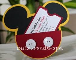 Make Your Own Mickey Mouse Invitations 20 Awesome Mickey Mouse Birthday Party Ideas Birthday Inspire