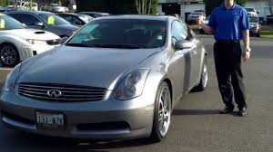2003 Infiniti G35 coupe review - We review the G35 coupe specs ...