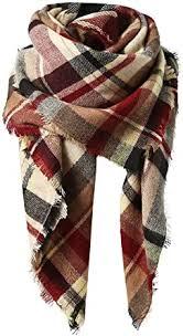 Trendy Women's Cozy Warm <b>Winter Fall</b> Blanket Scarf Stylish Soft ...