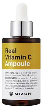 Mizon <b>Real</b> Vitamin C Ampoule <b>Сыворотка для лица</b> с витамином ...