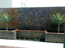 diy water wall fountain outdoor untains s untain how do you build a for modern by