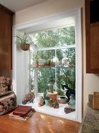 Garden Windows For Kitchen Garden Window Decorating Ideas To Brighten Up Your Home