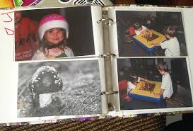 Family Photo Albums Parents Add Mushroom Pictures To Family Album To Convince