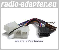 nissan vanette 1993 2000 car radio wire harness wiring iso lead nissan vanette 1993 2000 car radio wire harness wiring iso lead