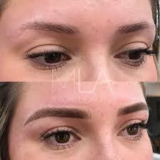 eyebrow shading. shading vs. microblading, powder brows, \u0026 ombre eyebrows eyebrow
