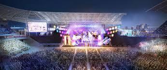 Wango Tango Seating Chart Live Music Arrives At Banc Of California Stadium