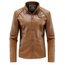 product details of zara man motorcycle leather jacket men fashion 996