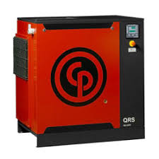 chicago pneumatic qrs30hp 3 quiet rotary screw 30hp air compressor chicago pneumatic quiet rotary screw 30hp air compressor qrs30hp 3