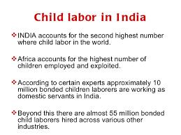 essay on child labor co essay on child labor