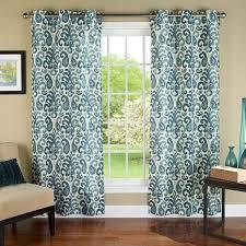 grommet top curtains modern curtains