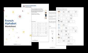 Find examples of french words for each sound of the french language. Learn The French Alphabet With The Free Ebook Frenchpod101