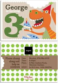 Personalised Birthday Invitations For Kids Pin By Paige Leann Williamson On Liams Dino Party 3rd Bday