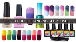 Anc Nails Color Chart 9 Best Color Changing Gel Nail Polish