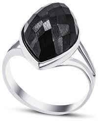 Купить Silver WINGS <b>Кольцо с ониксами из</b> серебра 210024-70 ...