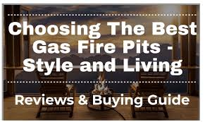 The 5 Best Gas Fire Pits Reviews And Buying Guide