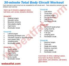 are you short on time but still need a workout try this 30 minute total full body circuit workoutworkout for weight losscircuit