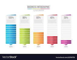 Creative Table Chart Creative Of Columns Bar Chart