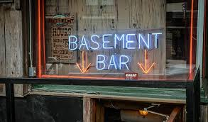 basement. Basement Bar I