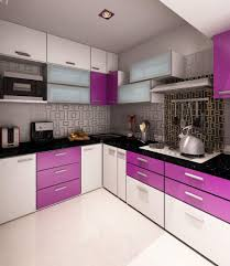 Modular Kitchen Wall Cabinets Small Purple Kitchen Cabinets Images Kitchen Design Ideas All