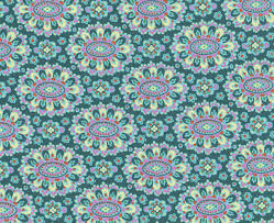 Amy Butler Home Decor Fabric Amy Butler Eternal Sunshine Cloisonne Lake Quilting Cotton I Harts