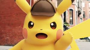 Live-action Pokémon movie Detective Pikachu release date set for May 10,  2019