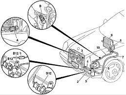Mercedes Benz Fuel Pump Wiring Harness