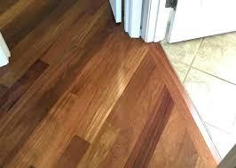 best laminate flooring transition pieces