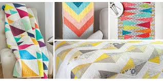 Modern Quilting Resources Guide - The Quilting Company & Modern quilts come out of the modern quilting movement, which puts emphasis  on simple, bold, abstract designs with bright colors and contemporary  commercial ... Adamdwight.com