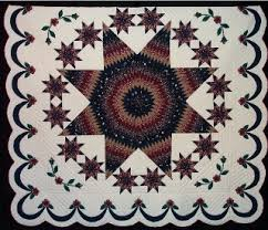 108 best Amish Quilts images on Pinterest | Multimedia, Artists ... & LiteCommerce online store builder - N167 Amish Made Lone Star and Swag New  Quilt Adamdwight.com