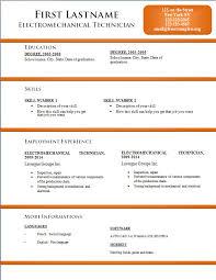 Free Cv Resume Templates 170 To 176 Free Cv Template Dot Org Waa Mood