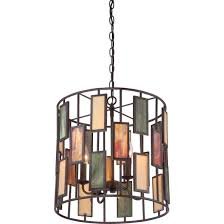 lighting beautiful rectangle glass in vertical design kitchen pendant lighting with air vent and chains