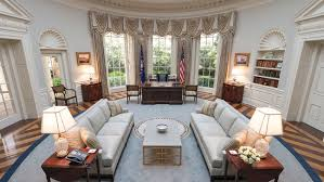 pictures of oval office. 3 TV Set Designers On How They\u0027d Design The Oval Office For Hillary Vs. Trump | Hollywood Reporter Pictures Of T