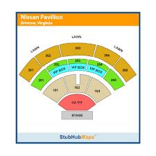 Jiffy Lube Live Seating Chart Luke Bryan Jiffy Lube Live Bristow Event Venue Information Get Tickets