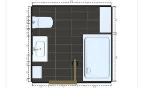 a 61 square foot full bathroom