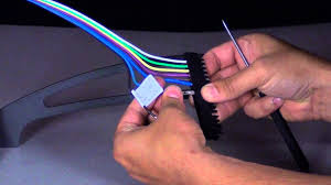 how to connect your ididit column wiring to your vehicle s wiring how to connect your ididit column wiring to your vehicle s wiring